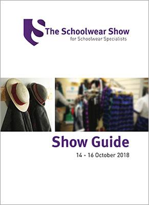 schoolwear show guide 2018