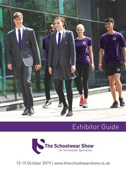 schoolwear show guide 2019