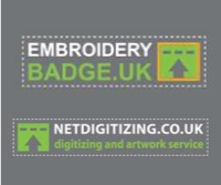 EmbroideryBadge UK logo